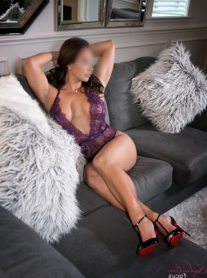 Cassidie erotic massage in Vancouver & call girl