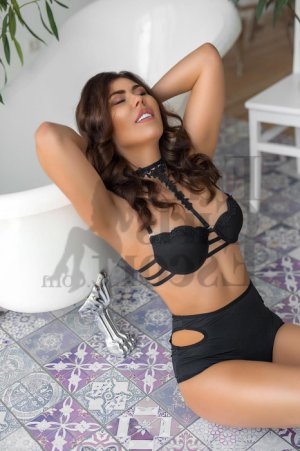 Marie-lyne escort girl in Mint Hill and thai massage