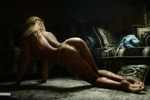 Kitty erotic massage in Fridley